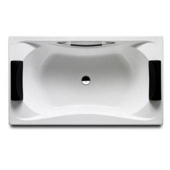 Roca BeCool Double Ended Bath 1800 x 900mm