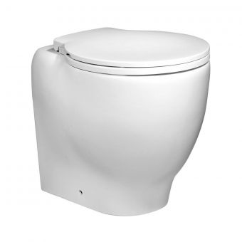 Roper Rhodes Memo Back to Wall Toilet