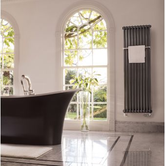 Bisque Classic Towel Radiator