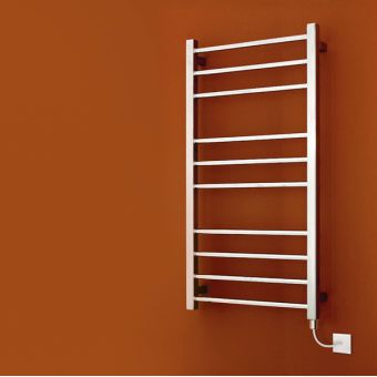 Bisque Olga Electric Towel Radiator