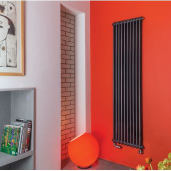 Bisque Classic 2 Column Wall Hung Radiator