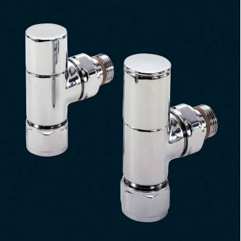 Bisque Valve Set D (Angled)