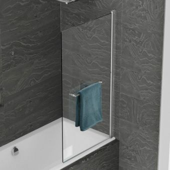 Kudos Inspire Single Panel Bath screen