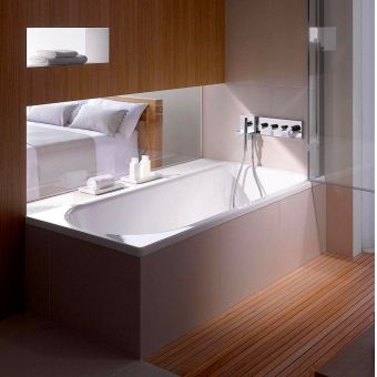 Bette Ocean Steel Bath
