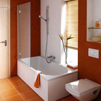 Bette Ocean Lowline Steel Bath