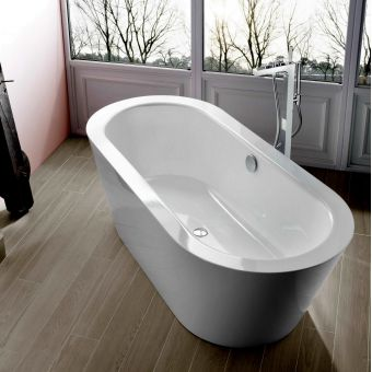 Bette Starlet Oval Silhouette Bath