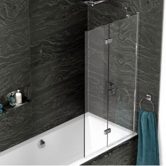Kudos Inspire 2 Panel In-Fold Bath Screen