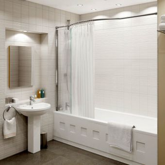 Kudos Inspire Over-Bath Shower Panel