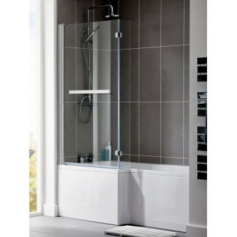 Shower Baths Both P Amp L Shaped From Leading Brands