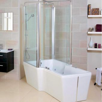 Phoenix Poseidon Luxury Shower Bath