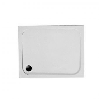 Merlyn MStone 45mm Low Profile Small Rectangular Shower Tray