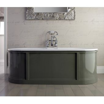 Imperial King Charles Freestanding Panelled Bath