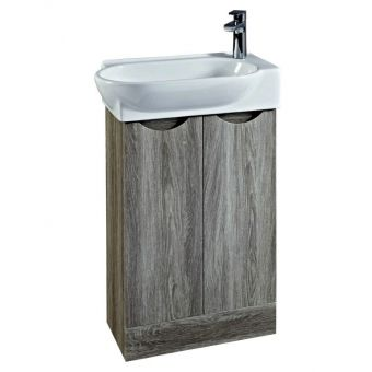 Phoenix Boston Vanity Unit with Offset Basin