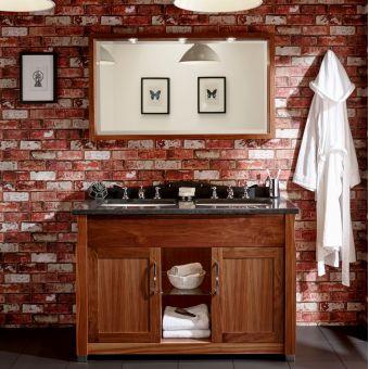 Imperial Radcliffe Westbury Twin Vanity Unit - RD1US01030