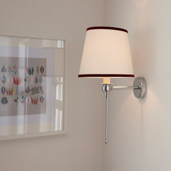 Imperial Astoria Pendant Light with Oxford Shade