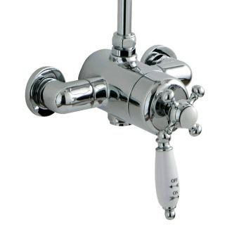 Imperial Westminster Exposed Thermostatic Shower Valve