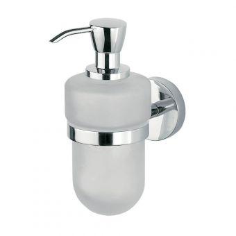 Inda Forum Wall mounted liquid soap dispenser 7 x 17h x 13cm - A36120CR21