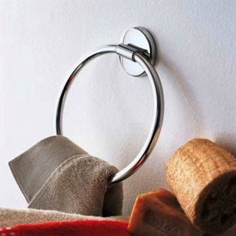 Inda Colorella Towel Ring 19 x 21h x 3cm