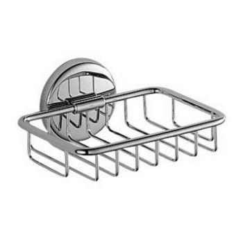 Inda Colorella Soap Basket 14 x 7h x 11cm - A23490CR