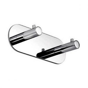 Inda Gealuna Double Robe Hook