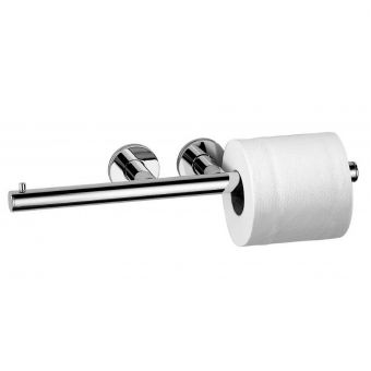 Inda Touch Double Toilet Roll Holder 34 x 5h x 8cm