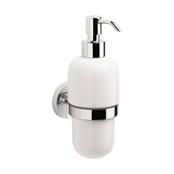 Crosswater Central Soap Dispenser - CE011C+