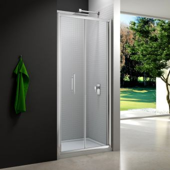 Merlyn Series 6 Bi-fold Shower Door