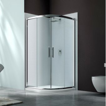 Merlyn Series 6 Double Door Quadrant Shower Enclosure