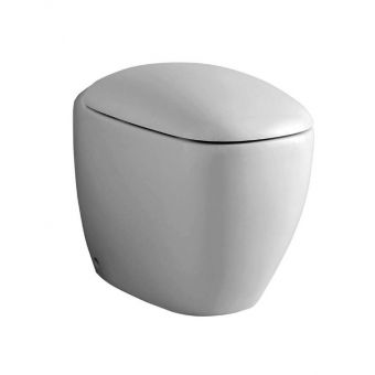 Geberit Citterio Rimfree Back to Wall Toilet