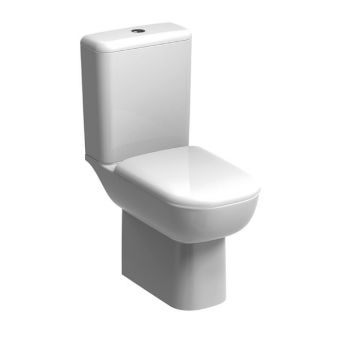 Geberit Smyle Rimless Close-coupled Toilet