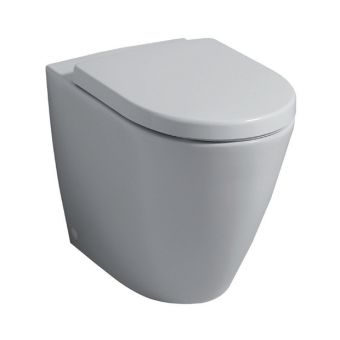 Geberit iCon Rimfree Back to Wall Toilet