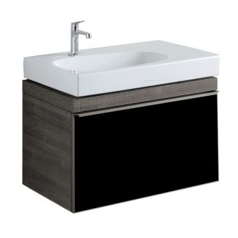Geberit Citterio 1 Drawer Vanity Unit with Offset Basin