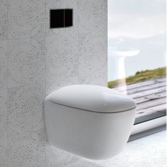 Geberit Citterio Rimfree Wall Hung Toilet