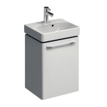 Geberit Smyle 45cm Cabinet with Square Handrinse Basin