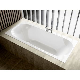 Geberit Acanto Double Ended Bath