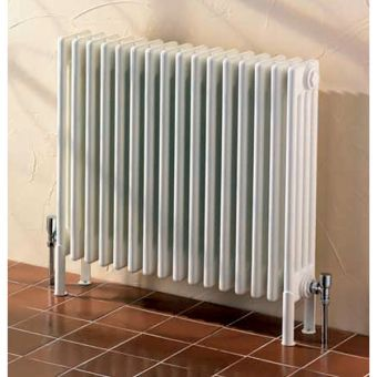 Aestus Partito 4 Column Radiator 600(h)mm