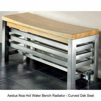 Aestus Noa Bench Radiator 1000(w)mm