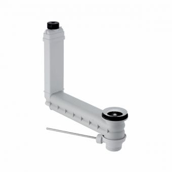 Geberit Clou Waste with Lever Actuation