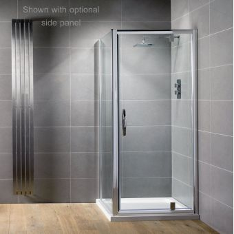 Aquadart Venturi 8 Pivot Door Shower Enclosure