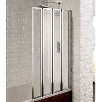 Aquadart Venturi 6 Four Fold Bath Screen