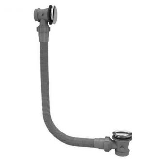 Clearwater Sprung Plug Bath Waste & Overflow