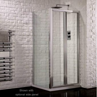 Aquadart Venturi 6 Bi fold Door Shower Enclosure
