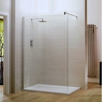 April Identiti2 8mm Wetroom Panels