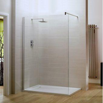 April Identiti2 8mm Wetroom Panels