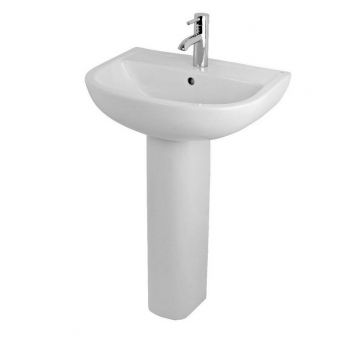 Origins Lily 45cm Basin with Full Pedestal