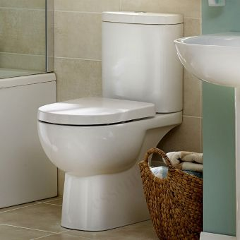 Origins Lily Close Coupled Toilet