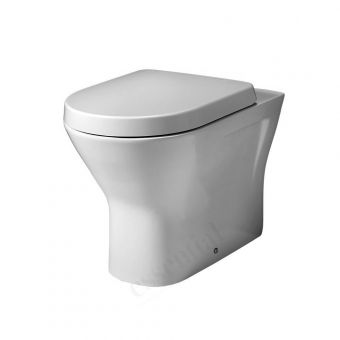 Origins Ivy Back to Wall Toilet with Seat