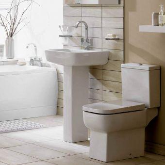 Origins Orchid Bathroom Basin 52cm