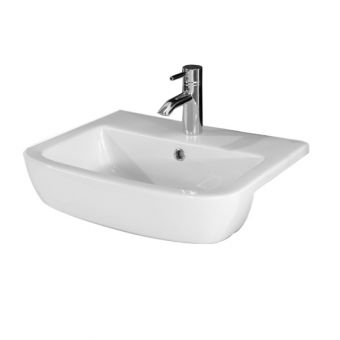 Origins Orchid Semi-recessed Basin 52cm