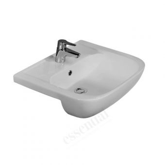 Origins Fuchsia Semi-recessed Basin 55cm